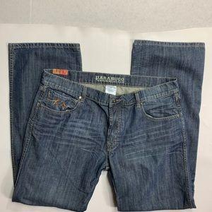 Parasuco jeans mens size 38 x 34 L